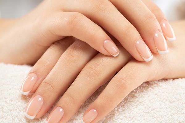 8 ways to make nail beautiful, pink, look naturally healthy