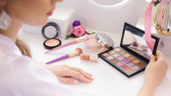 Check to be sure Cosmetics before it is expired