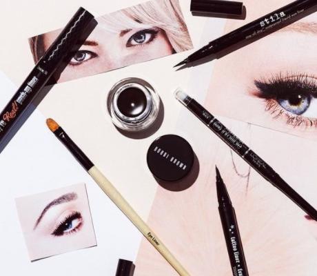 """7 tips to """"write eyeliner"""" for beginners"""