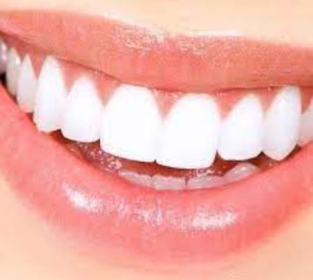 Let's eat food to create beautiful teeth