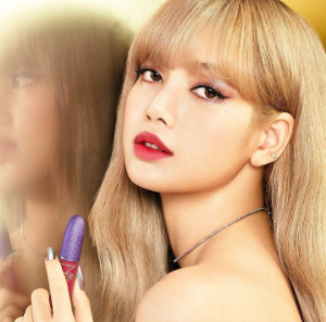 LISA will release a makeup collection with MAC